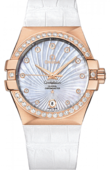 Omega Constellation Ladies 123.58.35.20.55-003 Co-axial