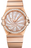 Omega Constellation Ladies 123.55.35.20.55-002 Co-axial