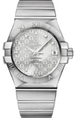 Omega Constellation 123.10.35.20.52-002 Co-axial