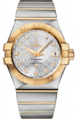 Omega Constellation 123.20.35.20.52-004 Co-axial