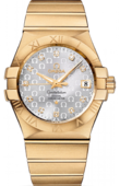 Omega Constellation 123.50.35.20.52.004 Co-axial