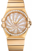 Omega Constellation Ladies 123.55.35.20.55-001 Co-axial
