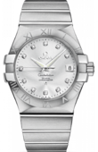 Omega Constellation 123.10.35.20.52-001 Co-axial