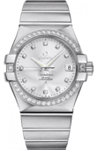Omega Constellation Ladies 123.15.35.20.52-001 Co-axial