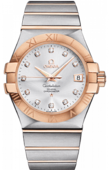 Omega Constellation 123.20.35.20.52-001 Co-axial