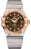 Omega Constellation 123.20.35.20.63-001 Co-axial