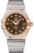 Omega Constellation 123.25.35.20.63-001 Co-axial
