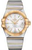 Omega Constellation 123.20.35.20.02-002 Co-axial