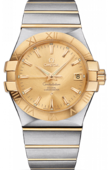 Omega Constellation 123.20.35.20.08.001 Co-axial