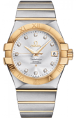 Omega Constellation 123.20.35.20.52.002 Co-axial