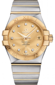 Omega Constellation 123.20.35.20.58-001 Co-axial