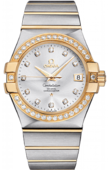 Omega Constellation Ladies 123.25.35.20.52-002 Co-axial