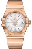 Omega Constellation 123.50.35.20.02-001 Co-axial
