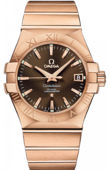Omega Constellation 123.50.35.20.13-001 Co-axial