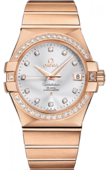 Omega Constellation Ladies 123.55.35.20.52-001 Co-axial