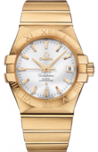Omega Constellation 123.50.35.20.02-002 Co-axial