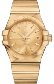 Omega Constellation 123.50.35.20.08-001 Co-axial