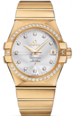 Omega Constellation Ladies 123.55.35.20.52-002 Co-axial