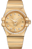 Omega Constellation Ladies 123.55.35.20.58-001 Co-axial
