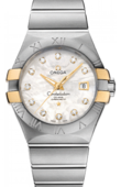 Omega Constellation 123.20.31.20.55-004 Co-axial
