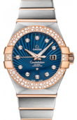 Omega Constellation Ladies 123.25.31.20.53-001 Co-axial
