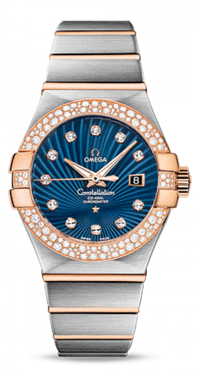 Omega 123.25.31.20.53-001 Constellation Ladies Co-axial - фото 1