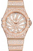 Omega Constellation Ladies 123.55.31.20.55-006 Co-axial