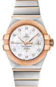 Omega Constellation 123.20.31.20.55-001 Co-axial