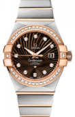 Omega Constellation Ladies 123.25.31.20.63-001 Co-axial