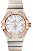 Omega Constellation Ladies 123.25.31.20.55-001 Co-axial