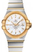 Omega Constellation 123.20.31.20.05-002 Co-axial