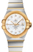 Omega Constellation Ladies 123.20.31.20.55-002 Co-axial