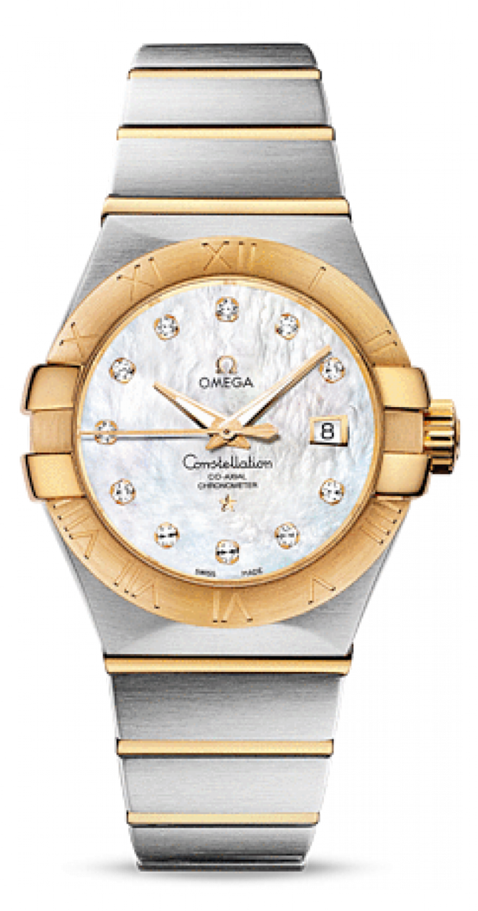 Omega 123.20.31.20.55-002 Constellation Ladies Co-axial - фото 1