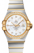 Omega Constellation Ladies 123.25.31.20.55-003 Co-axial