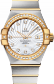Omega Constellation Ladies 123.25.31.20.55-002 Co-axial