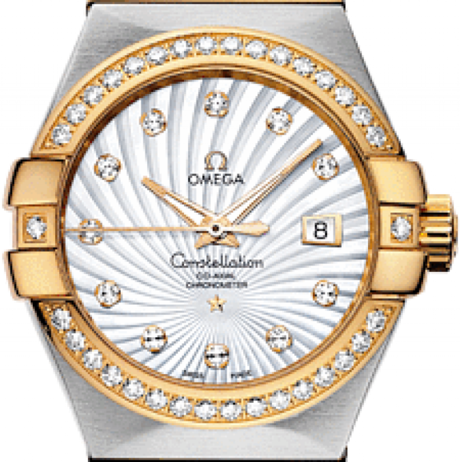Omega 123.25.31.20.55-002 Constellation Ladies Co-axial - фото 3