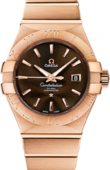 Omega Constellation 123.50.31.20.13-001 Co-axial