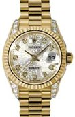 Rolex Datejust Ladies 179238 sjdp 26mm Yellow Gold