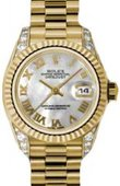 Rolex Datejust Ladies 179238 mrp 26mm Yellow Gold