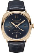 Officine Panerai Special Editions PAM00538 Radiomir 8 Days GMT Oro Rosso 2013