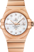 Omega Constellation Ladies 123.50.31.20.55-001 Co-axial