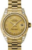 Rolex Datejust Ladies 179238 chrp 26mm Yellow Gold