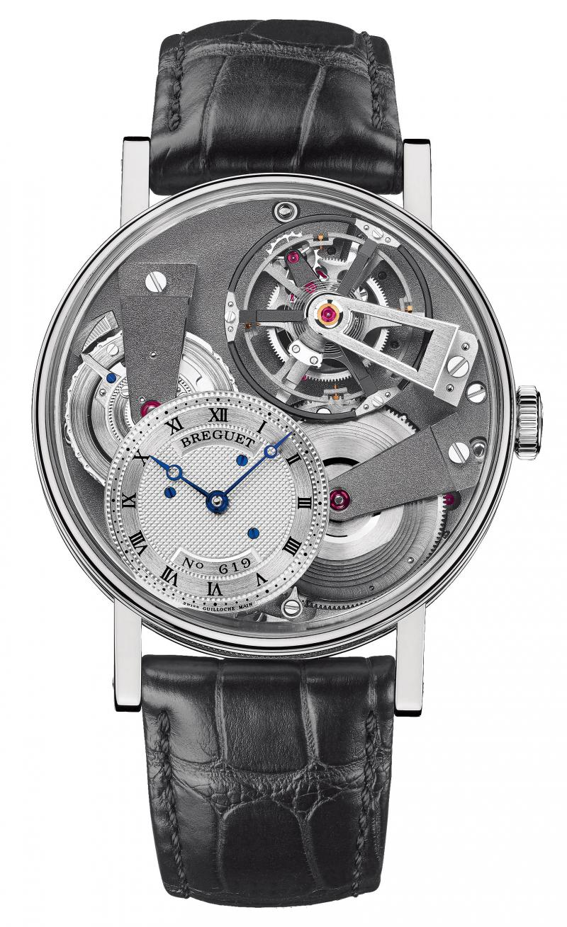 7047PT/11/9ZU Breguet 7047 Fusee Tourbillon Tradition