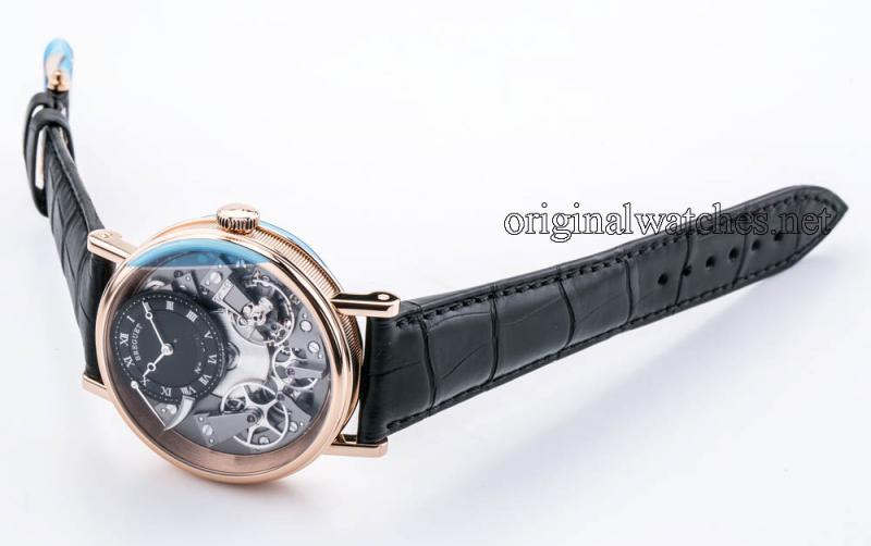 7057BR/G9/9W6 Breguet Power Reserve Tradition