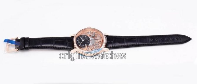 7057BR/R9/9W6 Breguet Power Reserve Tradition