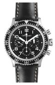 Breguet Type XX/Type XXI 3803ST/92/3W6 3803 Type XX Aeronavale Flyback Chronograph Limited Edition