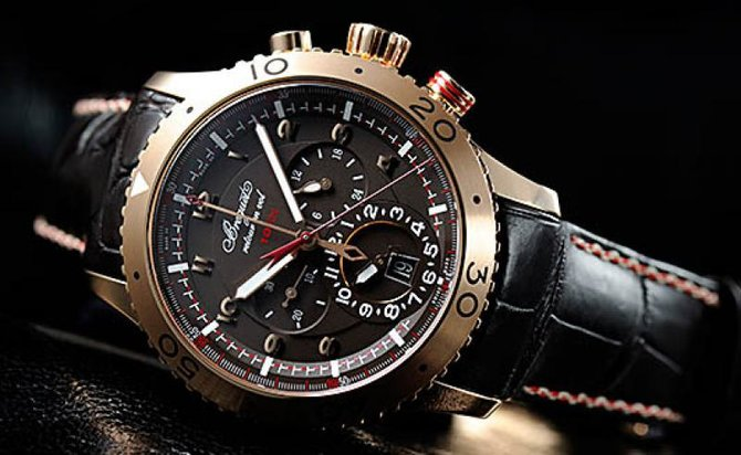 3880BR/Z2/9XV Breguet GMT Flyback Chronograph Type XX/Type XXI