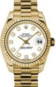 Rolex Datejust Ladies 179178 wdp 26mm Yellow Gold