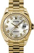 Rolex Datejust Ladies 179178 sjdp 26mm Yellow Gold