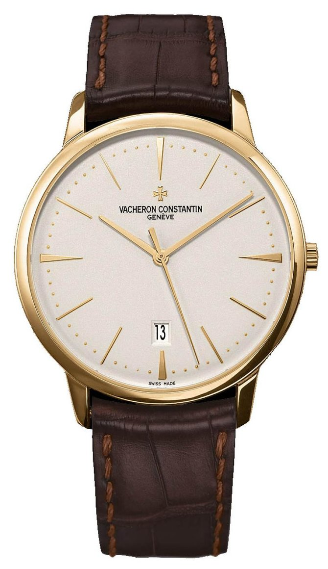 Vacheron Constantin 85180/000J-9231 Patrimony Contemporaine Date Self-Winding
